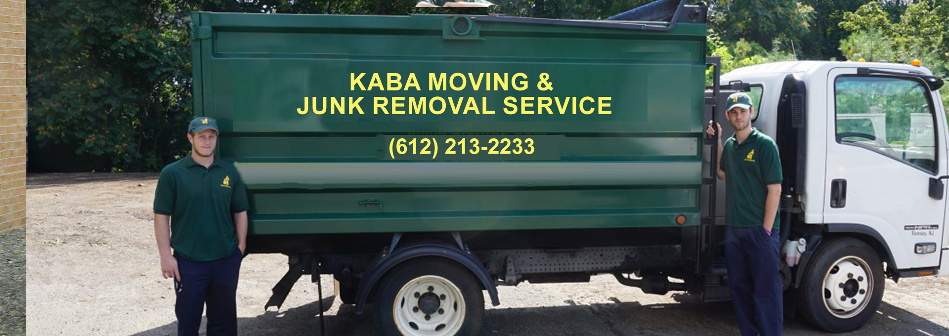 Kaba Moving and Junk Removal Service